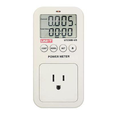 Uni T Us Plug Power Energy Meter Watt Volt Monitor Co2 Emission Detection D4y8