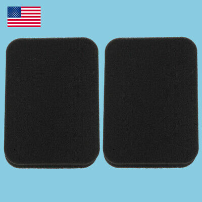 2x Air Filter Fits Honda Em5000 Em6000 Em6500 Ems4000 Ems4500 Ew140 Generators