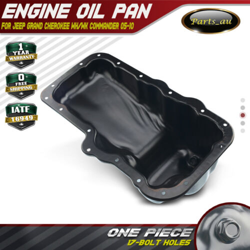 Engine Oil Pan Sump for Jeep Grand Cherokee WH WK ...