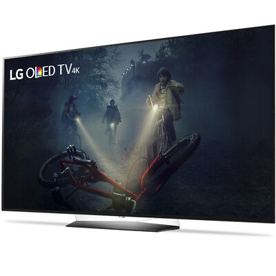 Lg Oled55b7a B7a Series 55  Oled 4K Hdr Smart Tv  2017 Model