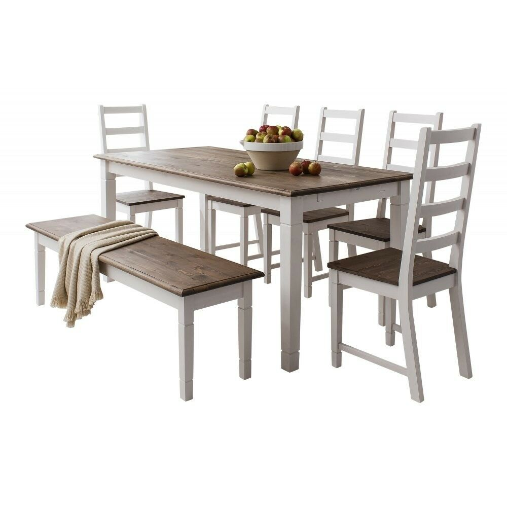 Beautiful shabby chic rustic dining table 8c1cb16992a8