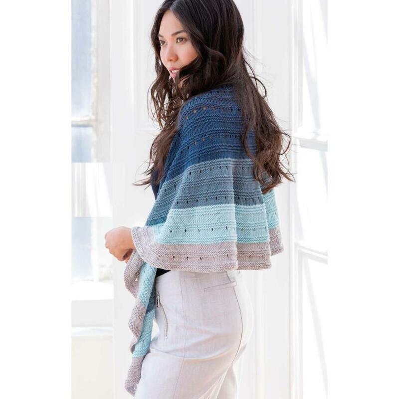 Lion Brand® Beach Haven Shawl Yarn Kit