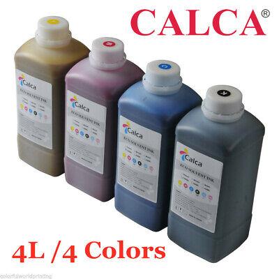 Hotsale Calca Compatible Roland Eco Solvent Ink -4l 4colors