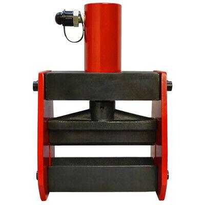 "Hydraulic Busbar Bender Copper Aluminum 1/2"" 12mm Thick 20 Ton Pressure Capacity"