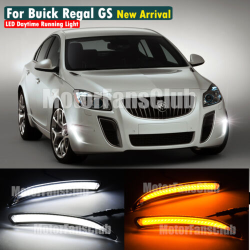 Buick Regal Gs For Sale: LED Daytime Running Light For Buick Regal GS DRL 2012 2013