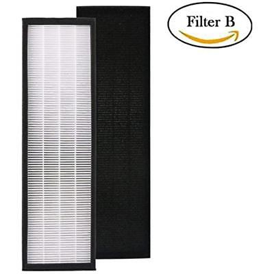 True HEPA Parts & Accessories Replacement AC4825 Filter B For GermGuardian Air