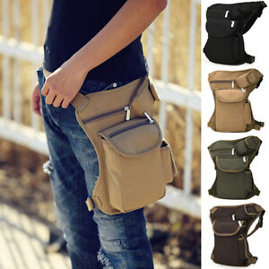 Drop-Pack-Girovita-essere-Leg-Bag-Bici-all-039-aperto-campeggio-coscia