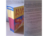 First Edition, Harry Potter and the Order of the Phoenix, J. K. Rowling, Bloomsbury Publishing, 2004