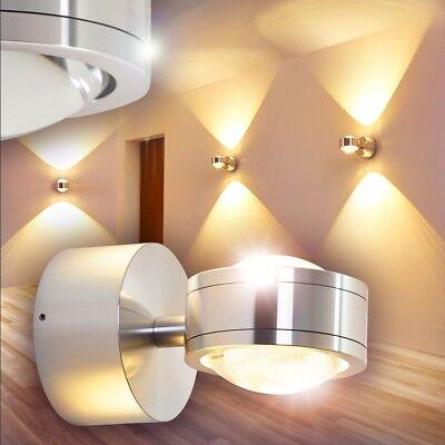 Design Leuchte Acerra Wand Lampe  Up /& Down Treppen Haus Flur Wohn Schlaf Zimmer