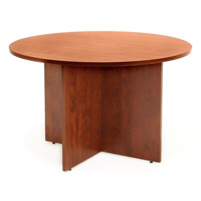 Legacy 42 Round Conference Table- Cherry