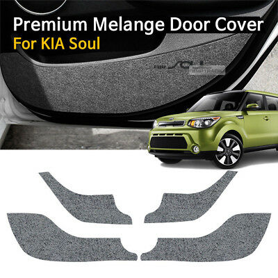 Door Striker Cover 1Set-4ea For 2011 ~ 2015 HatchBack 4,5 Door Kia Rio Sedan