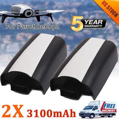 LiPo Battery 11.1V for Imitator Bebop 2 Drone Quadcopter Bebop 2 Fligh FPV 3100mAh