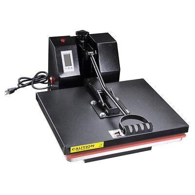 16x20 Lcd Heat Press Machine Home Studio Digital T-shirt Sublimation Transfer