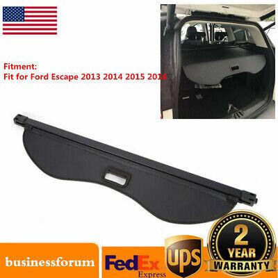 For Ford Escape 2013-2018 Upgrade Cargo Cover Trunk Shield Privacy Shade USA