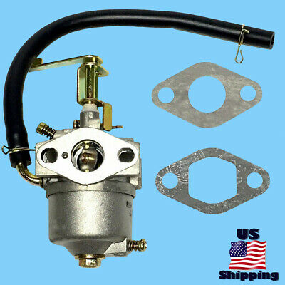 Carburetor For Arksen 1500 Watts 87cc 2.8hp Gas Engine Generator Gaskets