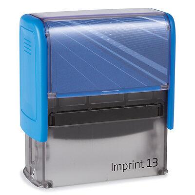 Stempel Selbstfärber TRODAT Imprint 1-7 Zeilen  inkl. Textplatte // Logo