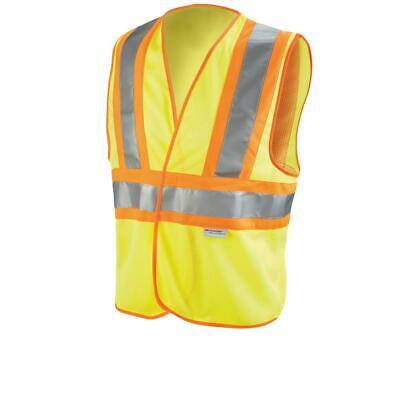 3m High-visibility Yellow Reflective Construction Safety Vest 2-pack Class 2