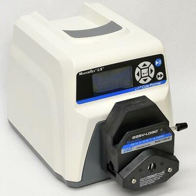 Cole-parmer 07522-22 Masterflex Ls Peristaltic Digital Pump Drive Easy-load Ii