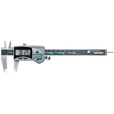 Digital Calipers Brown Sharpe 00599391 Valueline Ip67 Electronic Caliper 0 To