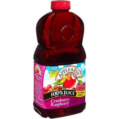Apple Eve Juice Boxes (Apple & Eve-Cranberry Raspberry Juice (8-64 oz)