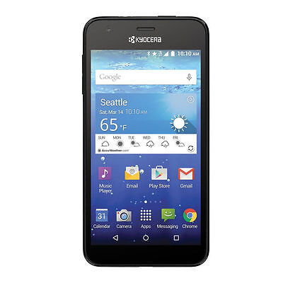 T Mobile Kyocera Hydro Wave C6740 Android 4G Lte Waterproof Smartphone