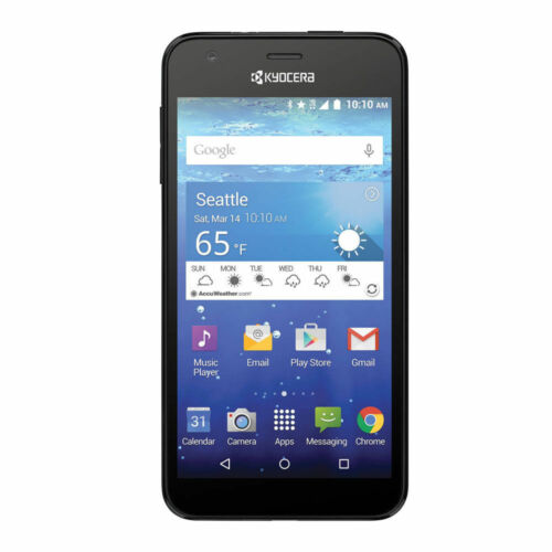 T-mobile Kyocera Hydro Wave C6740 Android 4g Lte Waterpro...