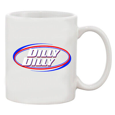 Dilly Dilly Beer Cheers Party Funny White Coffee 11 Oz Mug (Beer 11 Oz White Mug)