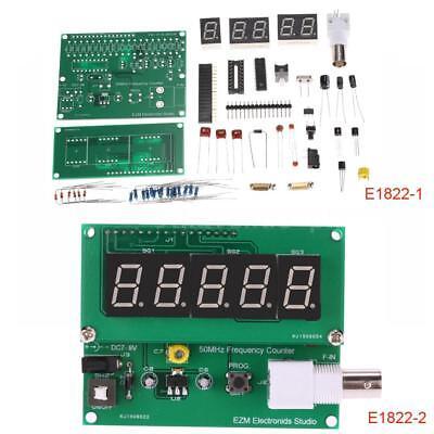 HoheEmpfindlichkeit 1Hz-50MHz Frequenzzähler Zähler Mess Tester Modul DIY K I1U1