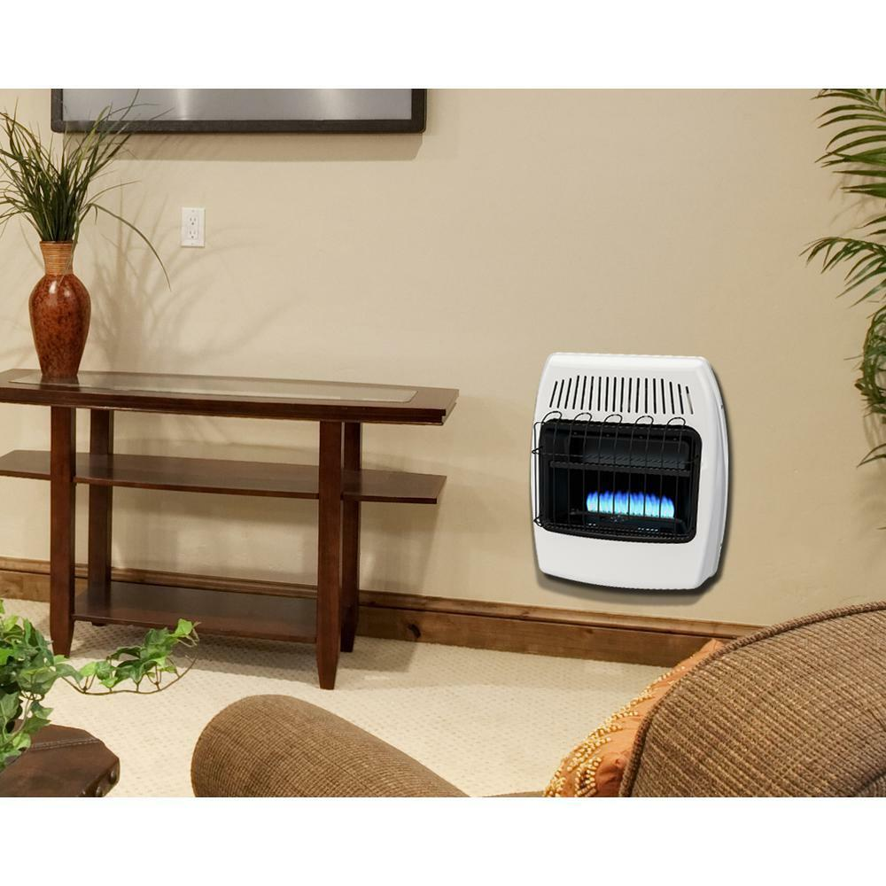Dyna-Glo 20,000 BTU Blue Flame Vent Free LP Wall Heater prop