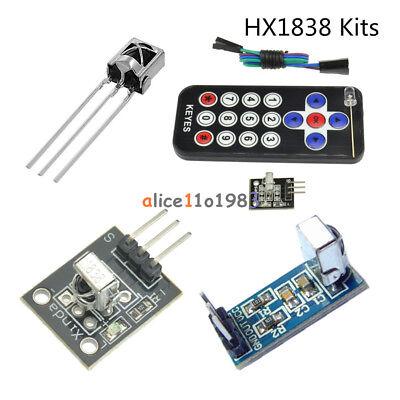 12pcs Vs1838 Hx1838 Kit Tl1838 Vs1838b Ir Receiver Remote Control For Arduino