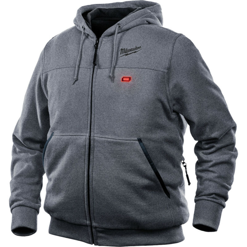 Milwaukee 302G-20XL M12 Heated Hoodie (Jacket Only) New