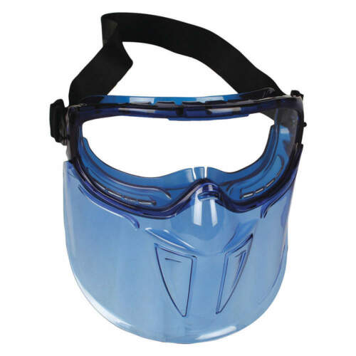 KleenGuard Jackson V90 Professional Safety FaceShield, Clear Lens, Goggles, Mask