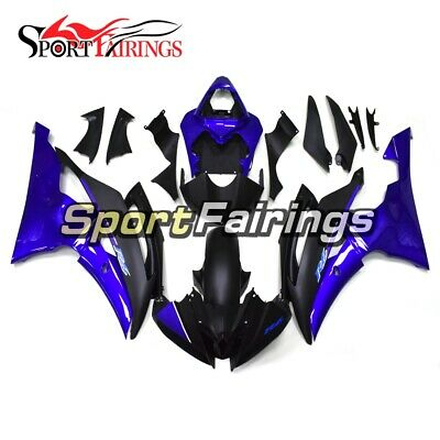Bodywork for Yamaha YZF R6 08 09 10 11 12 13 14 15 16 Fairings Panels Blue Black