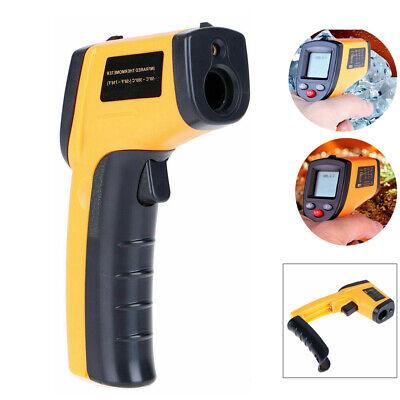 No-contact Lcd-ir Pyrometers Laser Infrared Thermometer Digital Temperature Gun