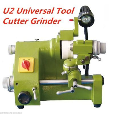 U2 Universal Tool Cutter Grinder For Grinding Hss And Carbide Cutter