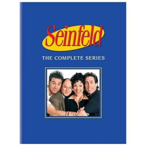 Seinfeld - The Complete Series Box Set (DVD, 2013, 33-Disc Set)