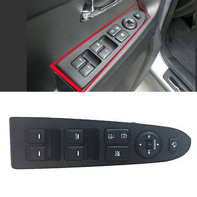 Genuine Driver Power Window Main Switch Assembly (Fit: KIA 2011-2016 Sportage R)