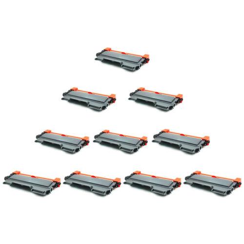10 Pack Black Tn450 Tn-450 Toner Cartridge For Brother Mf...