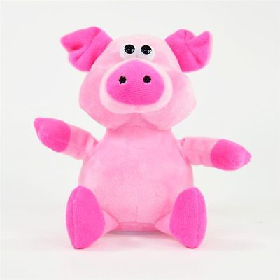 Labertier Sau Susi Schwein Ferkel Chatter Pig die alles nachplappert Suggel Neu