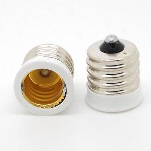 e17 intermediate to e12 candelabra base light bulb socket. Black Bedroom Furniture Sets. Home Design Ideas