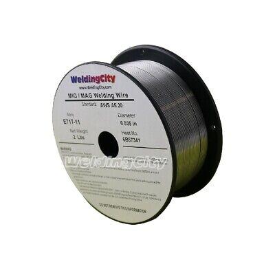 Weldingcity Gasless Flux-core Mig Welding Wire E71t-11 .035 2-lb Roll Us Seller