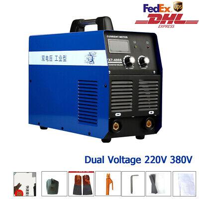 400a Electric Welder Welding Machine Igbt Inverter 220380v Dual Volt Cnc Plasma
