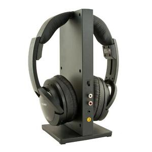SONY WIRELESS HEADPHONES-MDRRF985RK