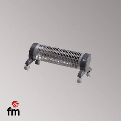 ESTUFA FM 2302R 1200W C/RUEDAS