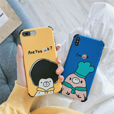 Best Gift Funny EMOJI Phone Case Cover For iPhone 8 Plus XR Xs Max 7