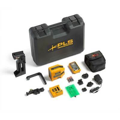 Pacific Laser Systems 5116093 Pls 180g Rbp Cross Line Green Laser System Kit