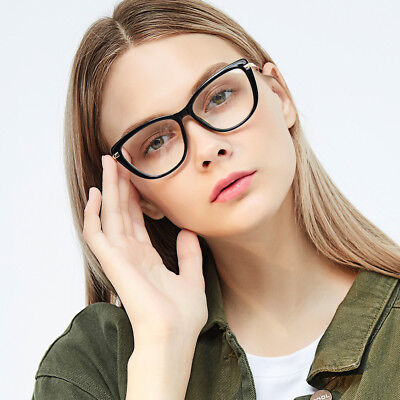Fashion Cat Eyes Eyeglasses For women Frames Fashion design Glasses Eyewear (Eyeglasses For Eyes)