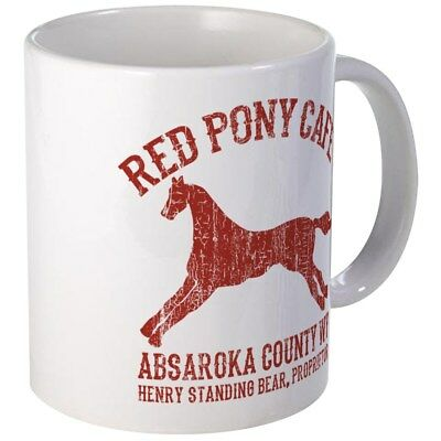 11oz mug Longmire Red Pony Cafe