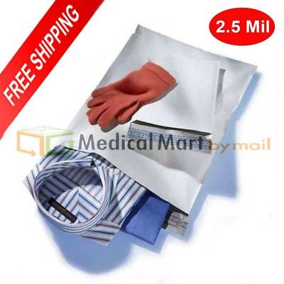 200 Poly Mailers Envelopes 12 X 15.5 Self Sealing Plastic Bag Shipping 2.5 Mil