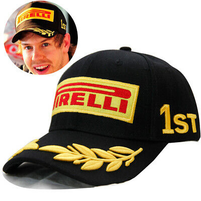 cheaper 1392c 05e93 NEW PIRELLI CHAMPION BASEBALL HAT F1 FORMULA ONE 1 MOTOGP RACING PODIUM SBK  CAP